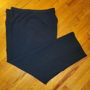 Worthington Pants - Navy Blue Trousers